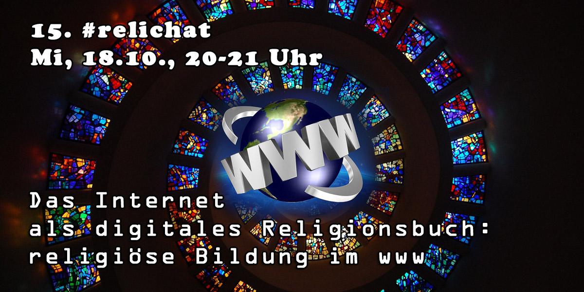 Das Internet als digitales Religionsbuch