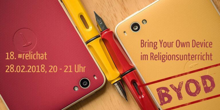 Bring Your Own Device im Religionsunterricht